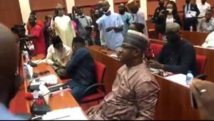 Keyamo, lawmakers clash; election campaign councils named, other political stories last week
