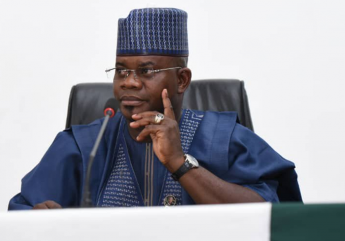 Politicians Using COVID-19 To Play Games With Lives Of Nigerians –Kogi Governor, Yahaya Bello