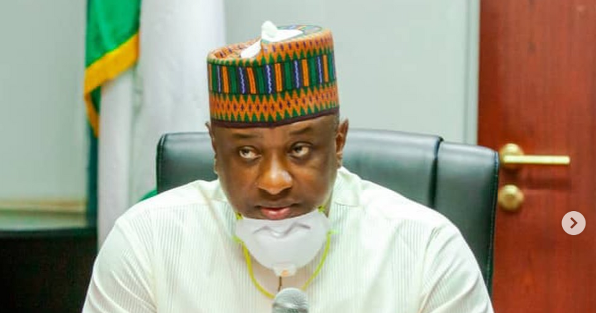 Keyamo draws battle line with NASS over works programme [ARTICLE]