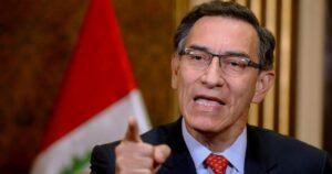 Peru president criticizes new immunity bill [ARTICLE]
