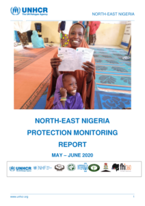 North-East Nigeria: Protection Monitoring Report, May – June 2020 – Nigeria