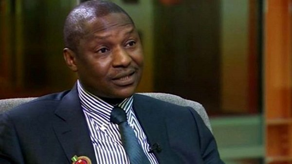 Malami's letter – Latest Nigeria News, Nigerian Newspapers, Politics