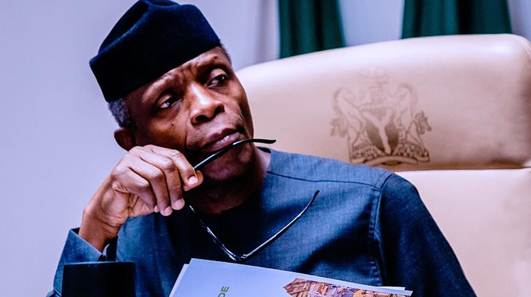 Osinbajo advocates special software for Nigerian courts – Punch Newspapers