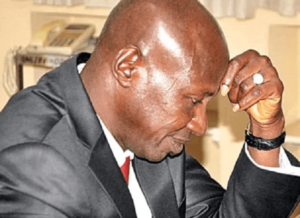 EFCC probe: Magu writes Salami again, demands copies of petitions