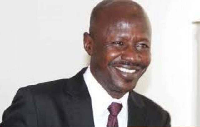 Presidential panel asks Buhari to fire, prosecute Magu for corruption