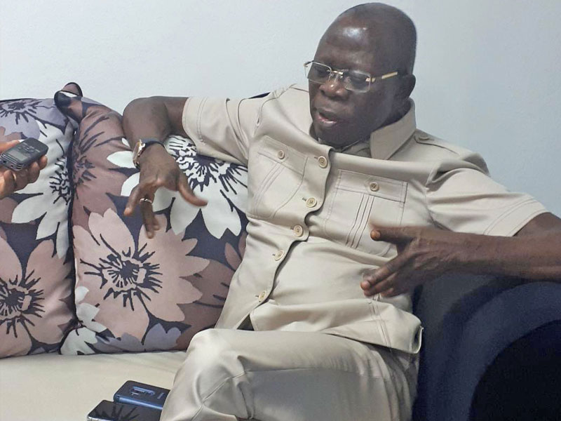 Oshiomhole: Stepping on Powerful Toes Cost Me APC Chairmanship