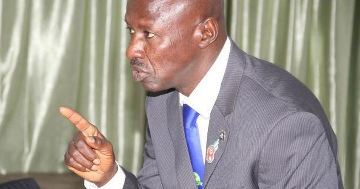 Magu reacts as Salami panel asks Buhari to sack and prosecute him for corruption [ARTICLE]