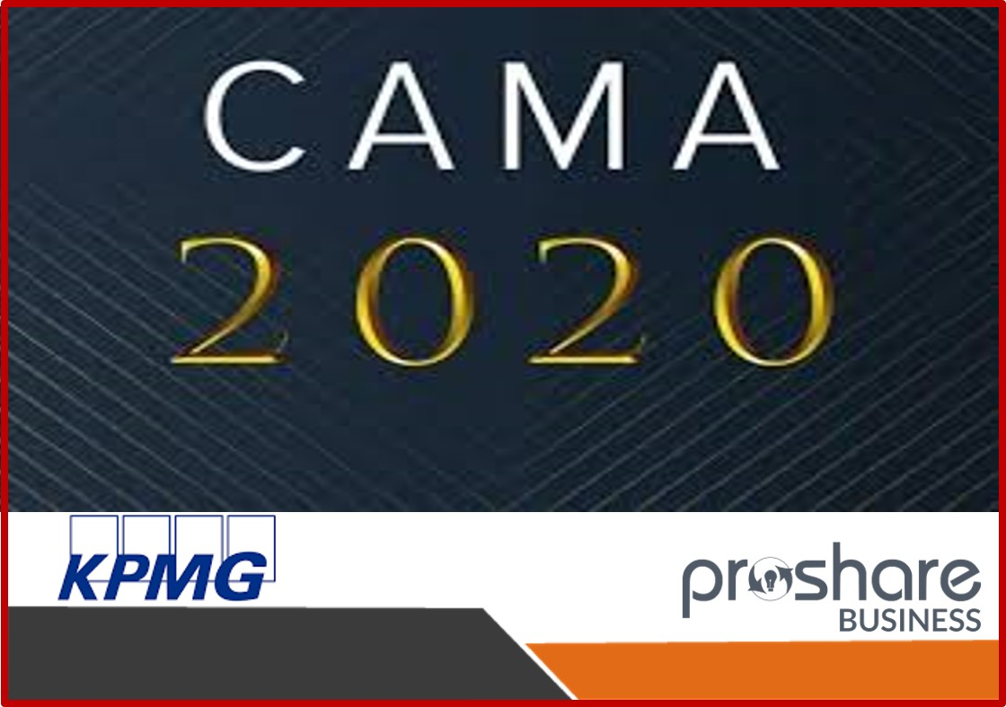 The Sea is History – the CAMA 2020 Aspires to Optimize Corporate Regulation in Nigeria
