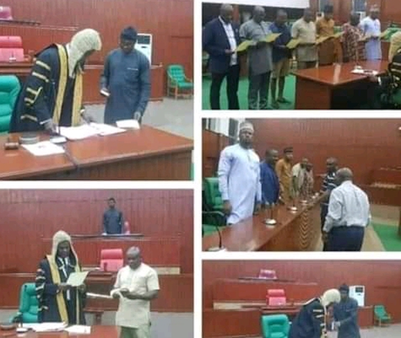 Political Crisis in Edo Deepens as Assembly Speaker is Removed