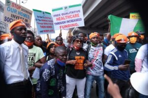 BMO urges police, army to smash 'anarchist' Sowore's protests
