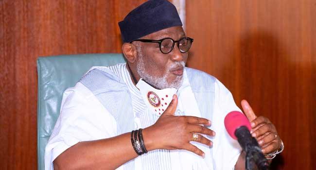 No plans to drag Mimiko before EFCC, says Akeredolu