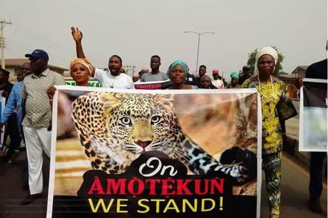 Breaking News | Yoruba dare FG over Amotekun: Go to court!