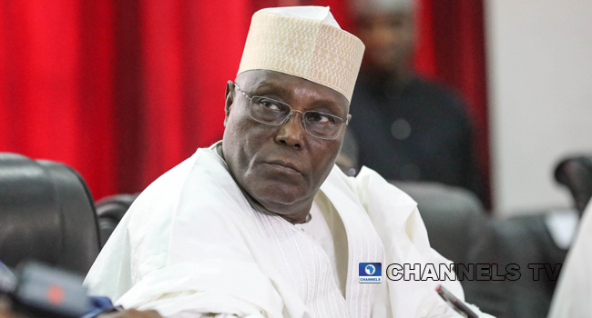 'Current Goings-On Portend Grave Danger For Edo Elections' – Atiku – Channels Television