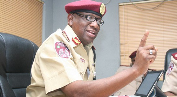 FRSC impounds 129 articulated vehicles, convicts 40 offenders –