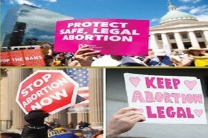 Seeking exceptions to abortion rule