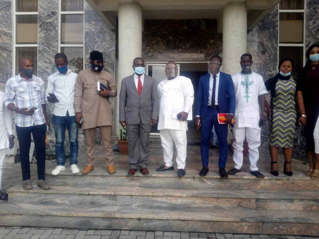 Advocate transparent projects, Enang urges Niger Delta youth