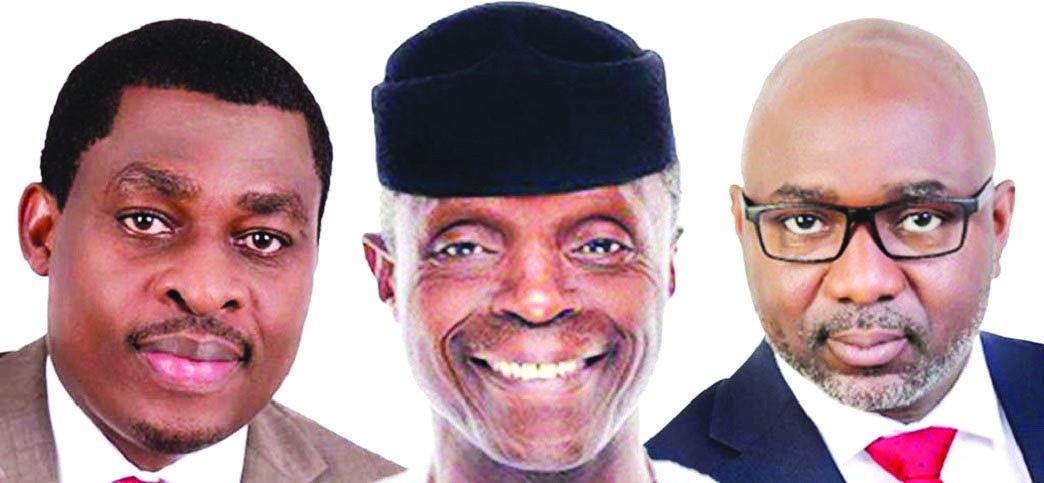 Osinbajo, Sanwo-Olu launch e-library of Lagos State laws