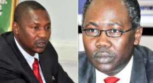 Adoke demands damages from Malami in London Court