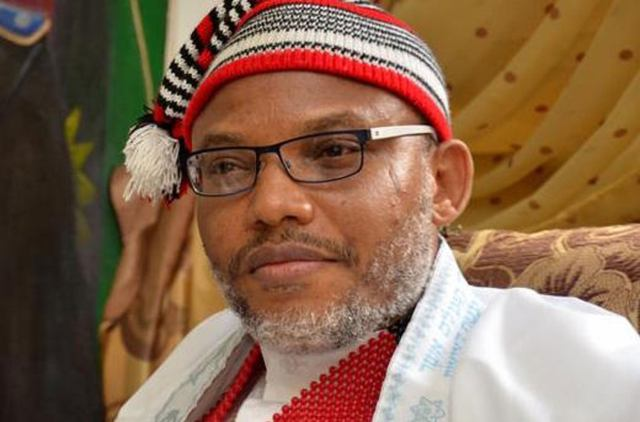 DSS Vs IPOB Clash: Group condemns Kanu for urging IPOB members to attack security operatives