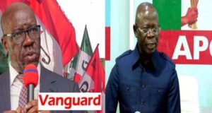 I will exceed your expectations, Obaseki tells Oshiomhole's in-laws