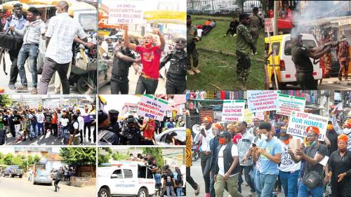 Human Rights Groups Ask Buhari To Release RevolutionNow Protesters, Condemn Judicial Decisions On Blasphemy In Northern Nigeria
