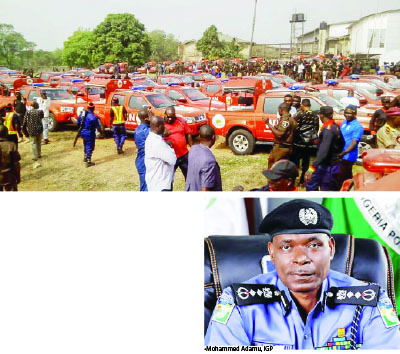 How community policing will work in states – The Sun Nigeria