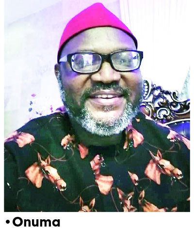 It's time for Nigerian president of Igbo extraction –Onuma – The Sun Nigeria