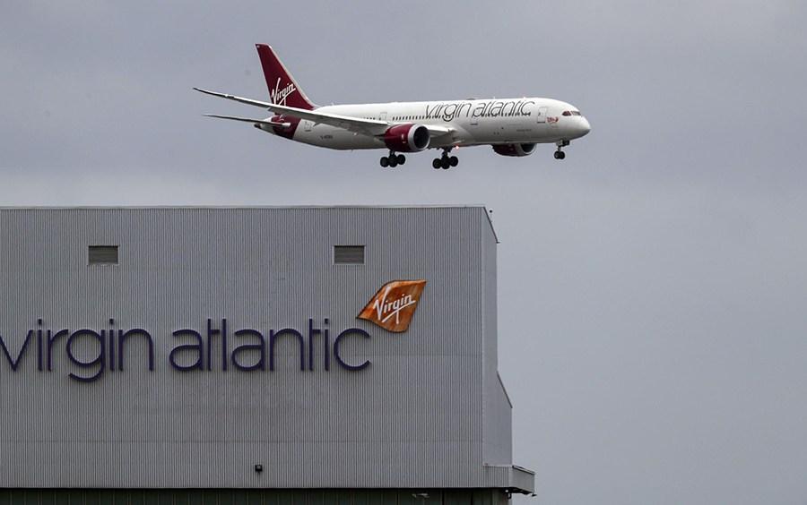 COVID-19: Virgin Atlantic files for bankruptcy