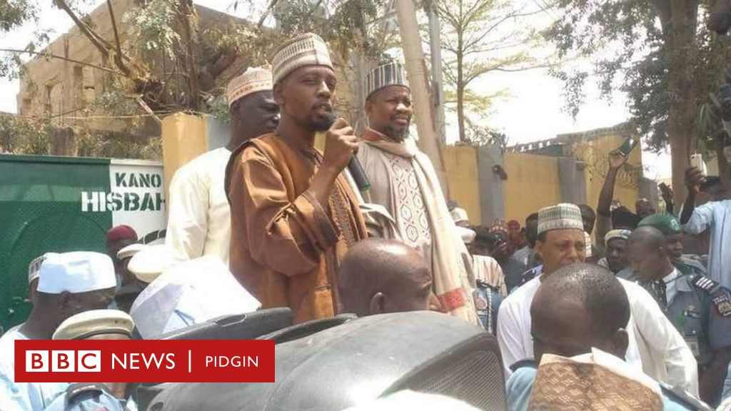 Yahaya Aminu Sharif: What is blasphemy and wetin go happun to Aminu Sharif afta court sentence am to death for Kano.