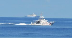 Philippines minister accuses China of fabricating sea claims [ARTICLE]