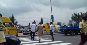 Why zebra crossings are useless in Nigeria [ARTICLE]