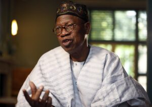 Why govt abhors exclusivity – Lai Mohammed – The Sun Nigeria
