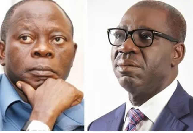Edo guber: Obaseki, Oshiomhole in final showdown
