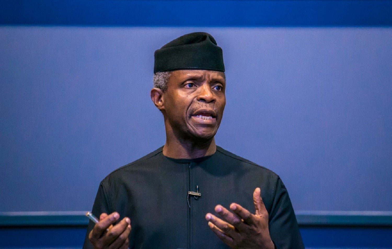 Synergy among 3 arms of govt useful for Nigeria's reform ― Osinbajo