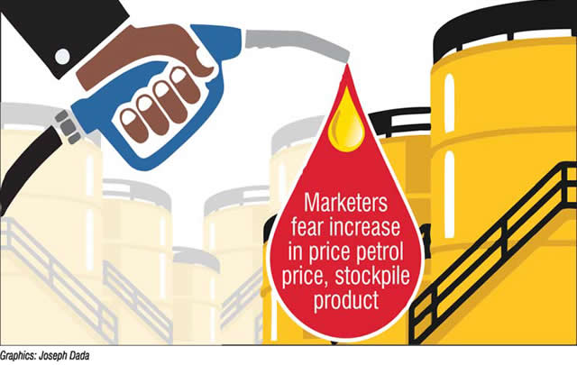 Marketers stockpile petrol, August price may hit N150/litre – Punch Newspapers
