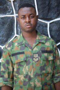 EFCC arrests soldier, 26 others for internet fraud in Lagos.