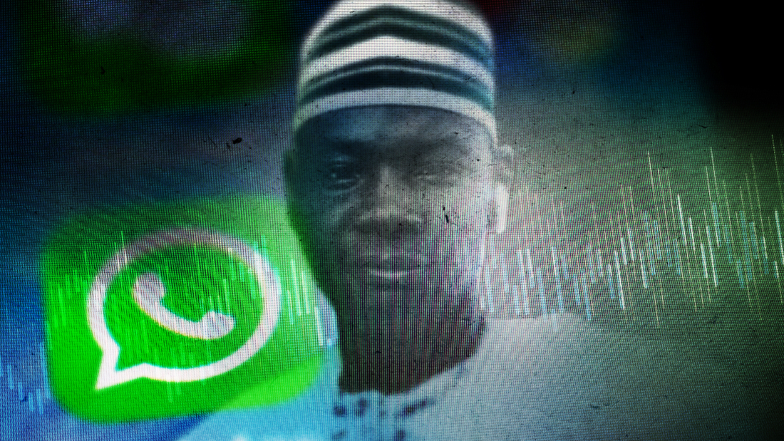 Yahaya Sharif-Aminu, the man sentenced to death for a Whatsapp voice note