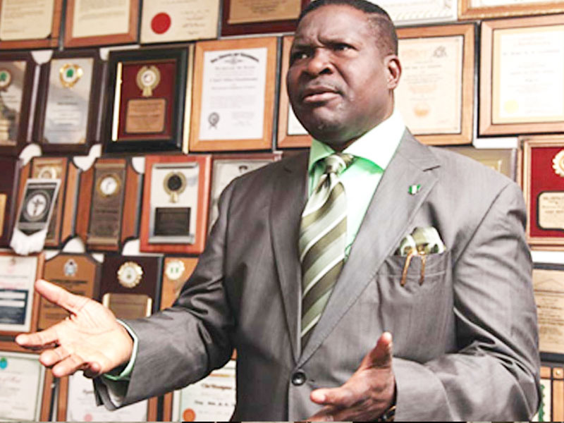 EFCC Under Magu was Lawless, Says Ozekhome