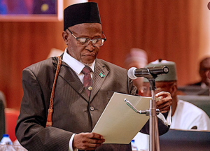 Supreme Court Of Nigeria Is Destroying Constitutional Democracy; Muhammad Tanko Must Resign Forthwith:- Huriwa:
