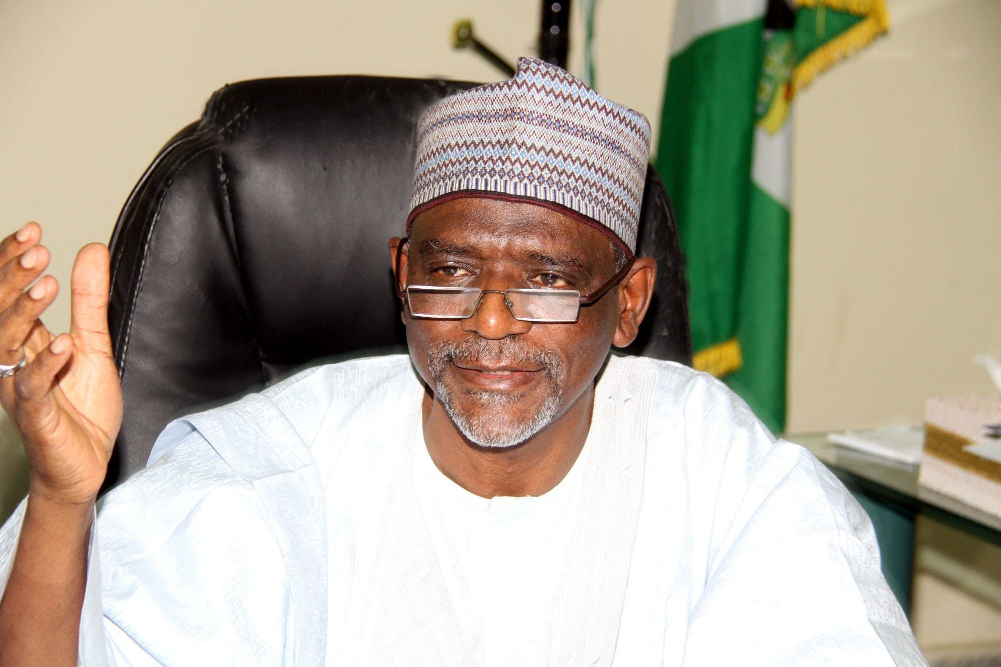 Adamu seeks protection of schools, release of students, teachers in captivity