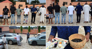 EFCC Arrests Brothers, Three Others For Alleged Internet Fraud In Ibadan – Channels Television