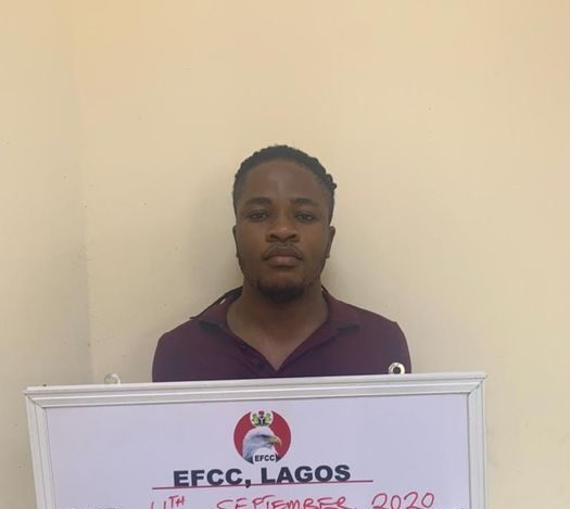 Access Bank hacker Chris Ihebuzor arrested by EFCC