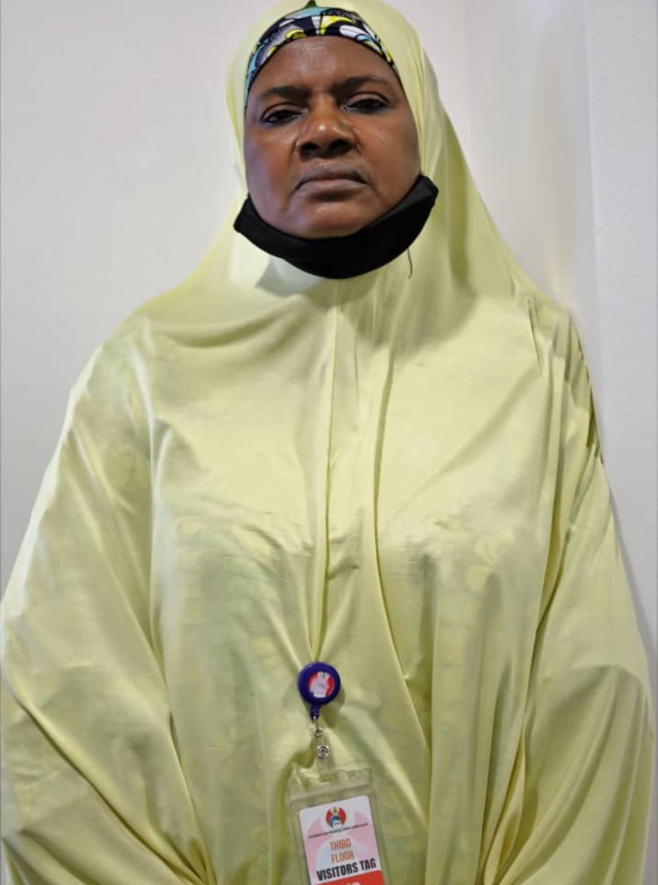 Fake EFCC job: Hadiza Abubakar arrested for alleged N3m fraud