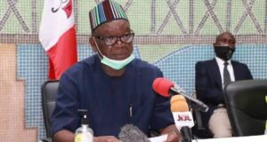 Ortom threatens to drag FG/NASS to court over National Water Resources Bill