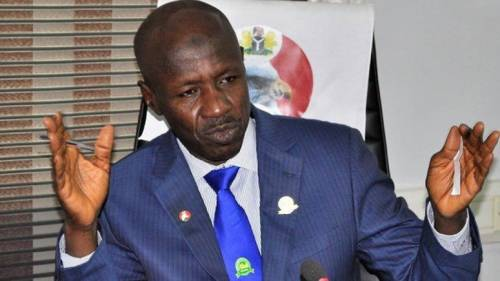 Despite Malami's Allegations Against Magu, UK Judge Hails Role Of Suspended EFCC Boss In P&ID Case