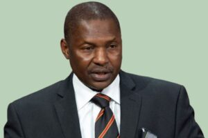 Malami & the rule of law |