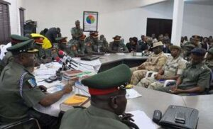 Court Martial sentences 4 airforce officers to 21 years Imprisonment & Reduction in Ranks over misappropriation of N41m