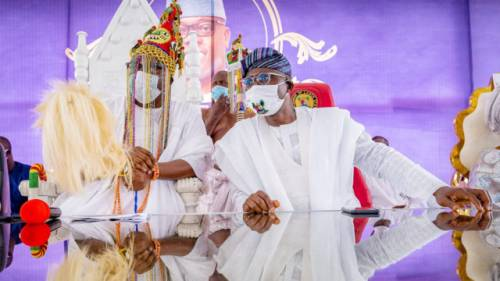 REVEALED: Governor Sanwo-Olu, Oniru of Iru, Oba Lawal Plotting To Release Thugs Arrested By Police For Terrorising, Tormenting Residents
