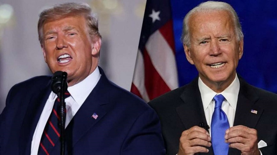 US Elections: Chaos, as Trump and Biden held first Presidential debate