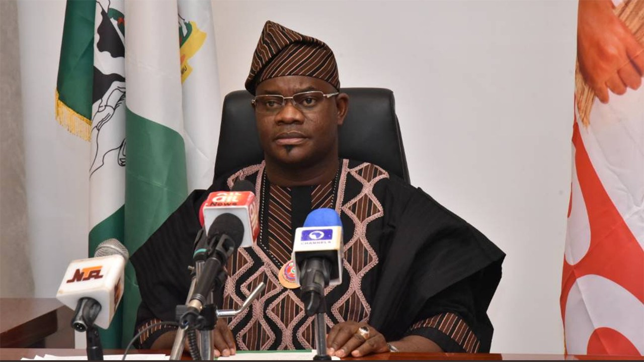 Kogi Government writes US over Electoral Fraud Allegation [FULL TEXT]